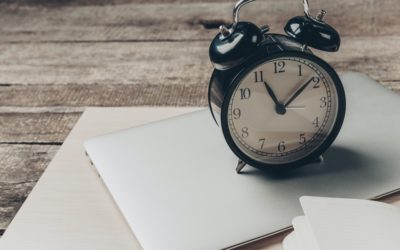 Best practices for time management whilst working from home